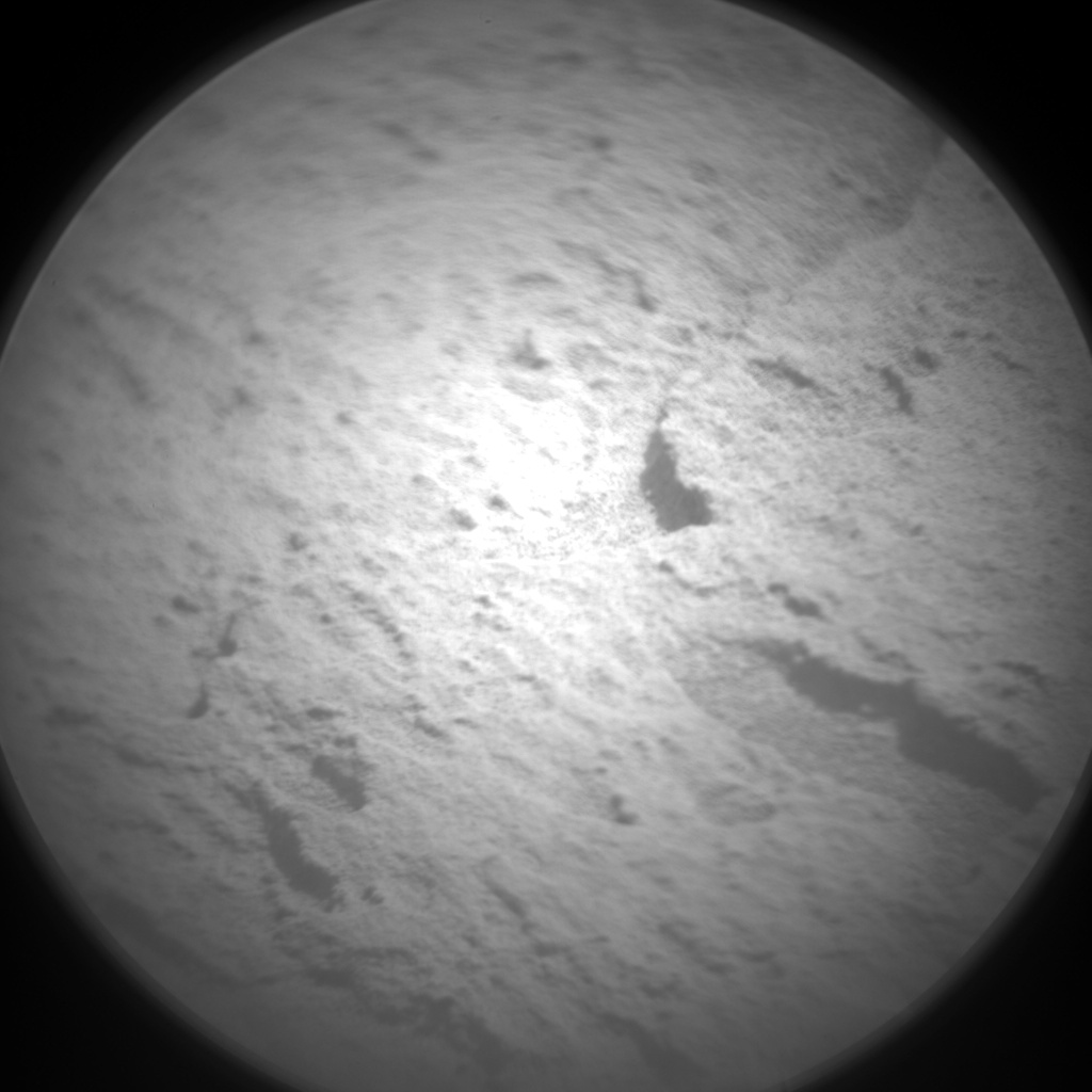 Nasa's Mars rover Curiosity acquired this image using its Chemistry & Camera (ChemCam) on Sol 1343, at drive 992, site number 54