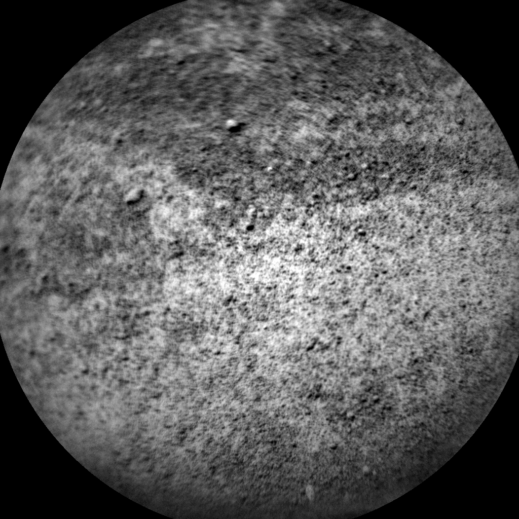 Nasa's Mars rover Curiosity acquired this image using its Chemistry & Camera (ChemCam) on Sol 1347, at drive 1490, site number 54