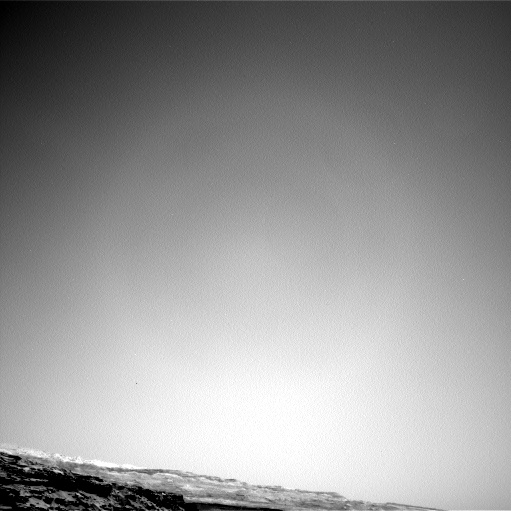 Nasa's Mars rover Curiosity acquired this image using its Left Navigation Camera on Sol 1349, at drive 1490, site number 54