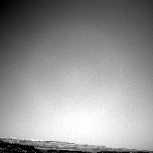 Nasa's Mars rover Curiosity acquired this image using its Left Navigation Camera on Sol 1350, at drive 1610, site number 54