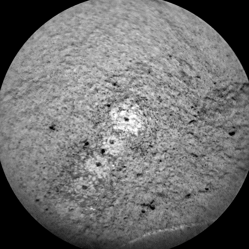 Nasa's Mars rover Curiosity acquired this image using its Chemistry & Camera (ChemCam) on Sol 1358, at drive 2280, site number 54