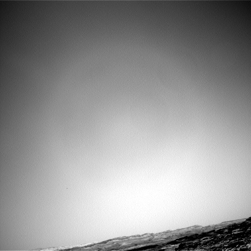 Nasa's Mars rover Curiosity acquired this image using its Left Navigation Camera on Sol 1359, at drive 2280, site number 54