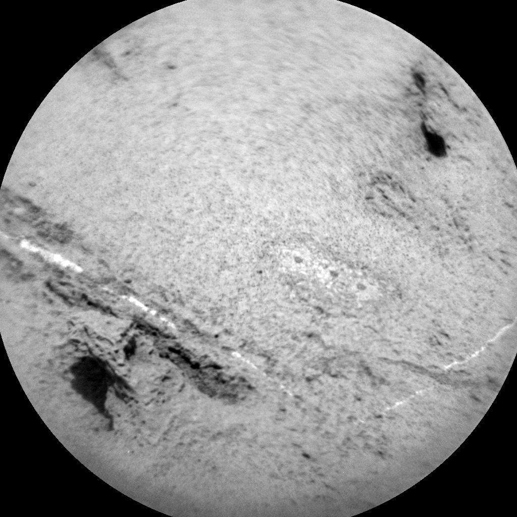 Nasa's Mars rover Curiosity acquired this image using its Chemistry & Camera (ChemCam) on Sol 1363, at drive 2280, site number 54