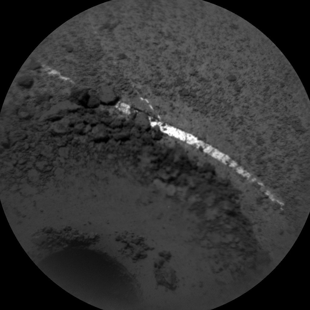 NASA's Mars rover Curiosity acquired this image using its Chemistry & Camera (ChemCam) on Sol 1364