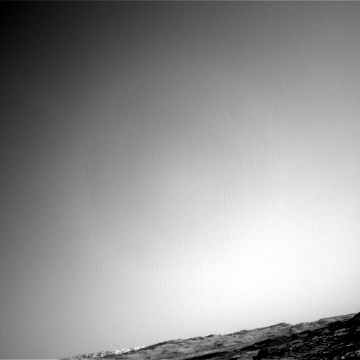 Nasa's Mars rover Curiosity acquired this image using its Left Navigation Camera on Sol 1365, at drive 2280, site number 54