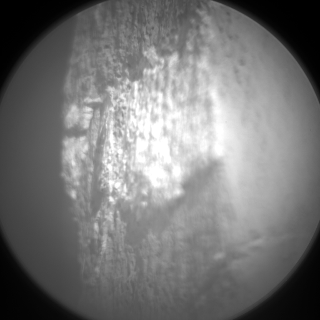Nasa's Mars rover Curiosity acquired this image using its Chemistry & Camera (ChemCam) on Sol 1366, at drive 2280, site number 54