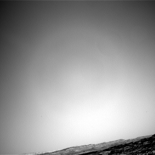 Nasa's Mars rover Curiosity acquired this image using its Left Navigation Camera on Sol 1366, at drive 2280, site number 54