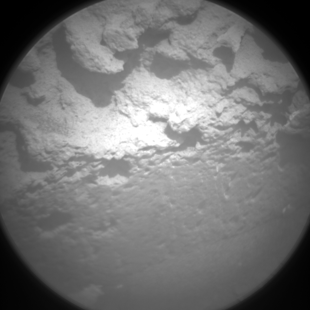 Nasa's Mars rover Curiosity acquired this image using its Chemistry & Camera (ChemCam) on Sol 1371, at drive 2508, site number 54