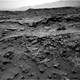 Nasa's Mars rover Curiosity acquired this image using its Right Navigation Camera on Sol 1371, at drive 2514, site number 54
