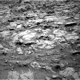 Nasa's Mars rover Curiosity acquired this image using its Right Navigation Camera on Sol 1371, at drive 2634, site number 54