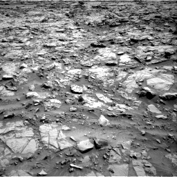 Nasa's Mars rover Curiosity acquired this image using its Right Navigation Camera on Sol 1371, at drive 2646, site number 54