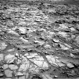 Nasa's Mars rover Curiosity acquired this image using its Right Navigation Camera on Sol 1371, at drive 2652, site number 54
