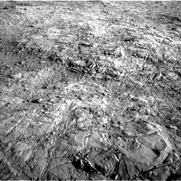 Nasa's Mars rover Curiosity acquired this image using its Left Navigation Camera on Sol 1373, at drive 3018, site number 54