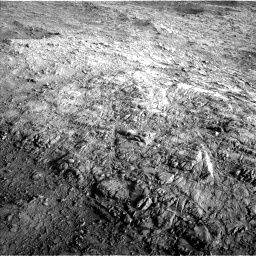 Nasa's Mars rover Curiosity acquired this image using its Left Navigation Camera on Sol 1373, at drive 3030, site number 54