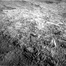 Nasa's Mars rover Curiosity acquired this image using its Left Navigation Camera on Sol 1373, at drive 3036, site number 54