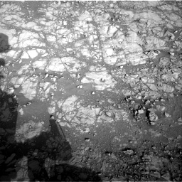 Nasa's Mars rover Curiosity acquired this image using its Right Navigation Camera on Sol 1373, at drive 2868, site number 54