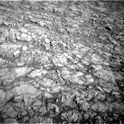 Nasa's Mars rover Curiosity acquired this image using its Right Navigation Camera on Sol 1373, at drive 2898, site number 54
