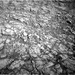 Nasa's Mars rover Curiosity acquired this image using its Right Navigation Camera on Sol 1373, at drive 2904, site number 54