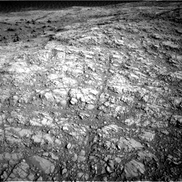 Nasa's Mars rover Curiosity acquired this image using its Right Navigation Camera on Sol 1373, at drive 2922, site number 54