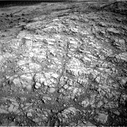Nasa's Mars rover Curiosity acquired this image using its Right Navigation Camera on Sol 1373, at drive 2928, site number 54