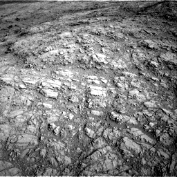 Nasa's Mars rover Curiosity acquired this image using its Right Navigation Camera on Sol 1373, at drive 2940, site number 54