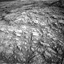 Nasa's Mars rover Curiosity acquired this image using its Right Navigation Camera on Sol 1373, at drive 2946, site number 54