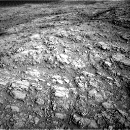 Nasa's Mars rover Curiosity acquired this image using its Right Navigation Camera on Sol 1373, at drive 2952, site number 54