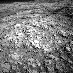 Nasa's Mars rover Curiosity acquired this image using its Right Navigation Camera on Sol 1373, at drive 2958, site number 54