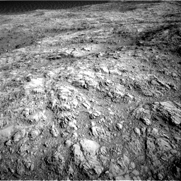 Nasa's Mars rover Curiosity acquired this image using its Right Navigation Camera on Sol 1373, at drive 2964, site number 54