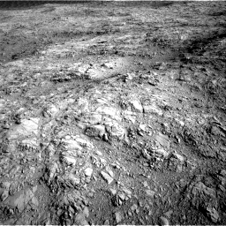 Nasa's Mars rover Curiosity acquired this image using its Right Navigation Camera on Sol 1373, at drive 2970, site number 54