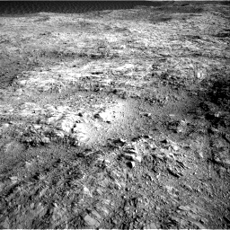 Nasa's Mars rover Curiosity acquired this image using its Right Navigation Camera on Sol 1373, at drive 2982, site number 54
