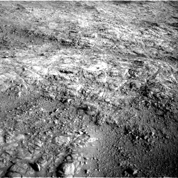 Nasa's Mars rover Curiosity acquired this image using its Right Navigation Camera on Sol 1373, at drive 3000, site number 54