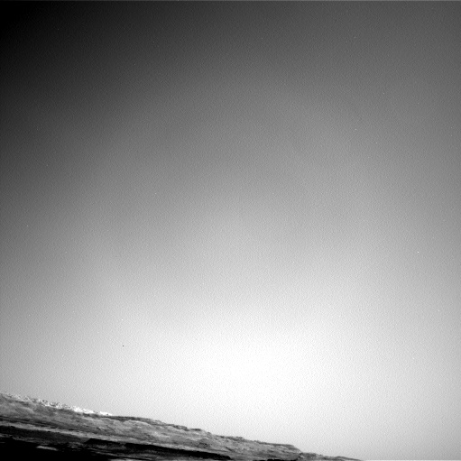 Nasa's Mars rover Curiosity acquired this image using its Left Navigation Camera on Sol 1374, at drive 3036, site number 54
