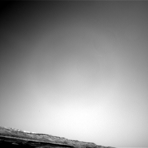 NASA's Mars rover Curiosity acquired this image using its Left Navigation Camera (Navcams) on Sol 1374