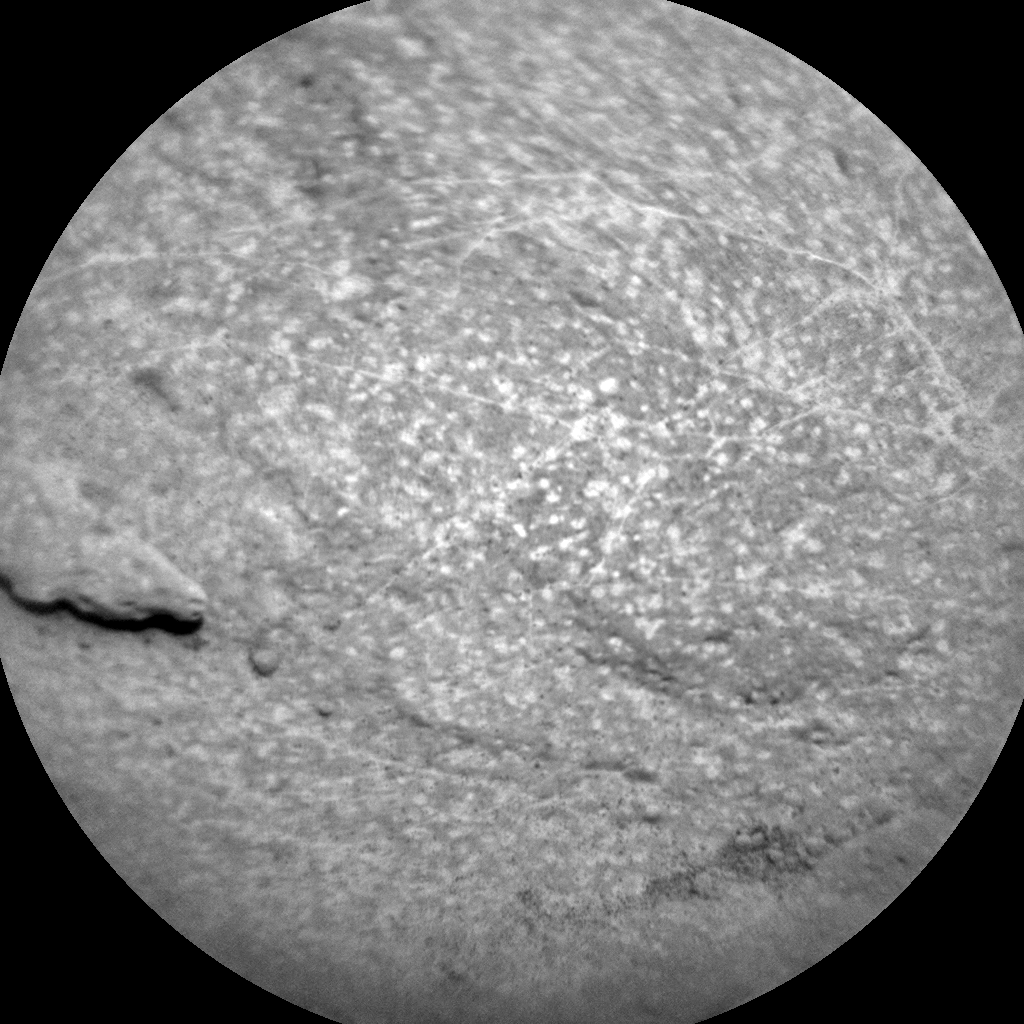 Nasa's Mars rover Curiosity acquired this image using its Chemistry & Camera (ChemCam) on Sol 1375, at drive 3036, site number 54