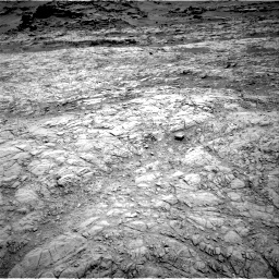 Nasa's Mars rover Curiosity acquired this image using its Right Navigation Camera on Sol 1376, at drive 3036, site number 54