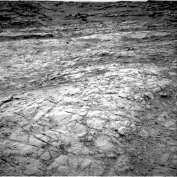 Nasa's Mars rover Curiosity acquired this image using its Right Navigation Camera on Sol 1376, at drive 3054, site number 54