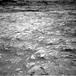 Nasa's Mars rover Curiosity acquired this image using its Right Navigation Camera on Sol 1376, at drive 3078, site number 54