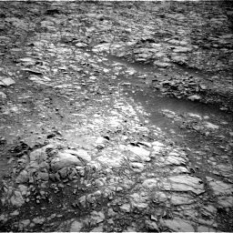 Nasa's Mars rover Curiosity acquired this image using its Right Navigation Camera on Sol 1376, at drive 3102, site number 54