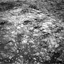 Nasa's Mars rover Curiosity acquired this image using its Right Navigation Camera on Sol 1376, at drive 3132, site number 54