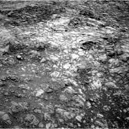 Nasa's Mars rover Curiosity acquired this image using its Right Navigation Camera on Sol 1376, at drive 3138, site number 54