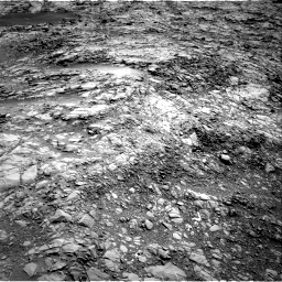 Nasa's Mars rover Curiosity acquired this image using its Right Navigation Camera on Sol 1376, at drive 3150, site number 54