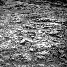 Nasa's Mars rover Curiosity acquired this image using its Right Navigation Camera on Sol 1378, at drive 6, site number 55