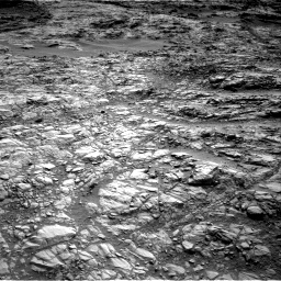 Nasa's Mars rover Curiosity acquired this image using its Right Navigation Camera on Sol 1378, at drive 12, site number 55