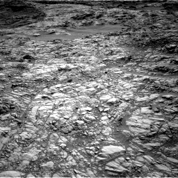 Nasa's Mars rover Curiosity acquired this image using its Right Navigation Camera on Sol 1378, at drive 18, site number 55