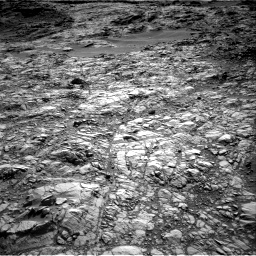 Nasa's Mars rover Curiosity acquired this image using its Right Navigation Camera on Sol 1378, at drive 24, site number 55