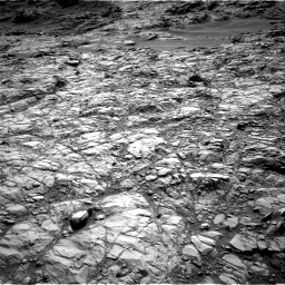 Nasa's Mars rover Curiosity acquired this image using its Right Navigation Camera on Sol 1378, at drive 36, site number 55