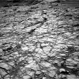 Nasa's Mars rover Curiosity acquired this image using its Right Navigation Camera on Sol 1378, at drive 48, site number 55