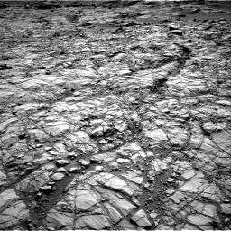 Nasa's Mars rover Curiosity acquired this image using its Right Navigation Camera on Sol 1378, at drive 54, site number 55