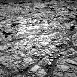 Nasa's Mars rover Curiosity acquired this image using its Right Navigation Camera on Sol 1378, at drive 60, site number 55
